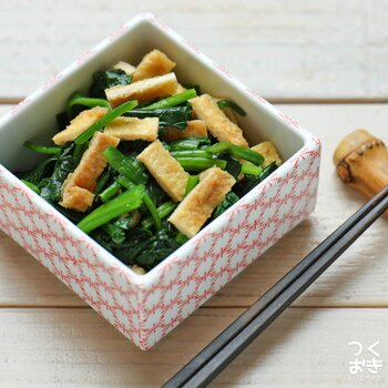 常備して時短調理!「ほうれん草」のおいしい冷凍保存法とアレンジレシピ19選