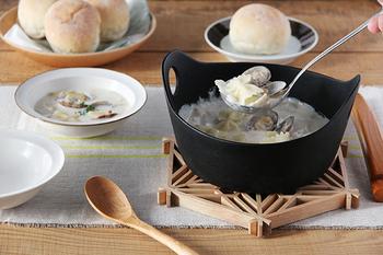 飾りたくなる「おしゃれな鍋敷き」30選*木製や北欧風、わら鍋敷きも♪