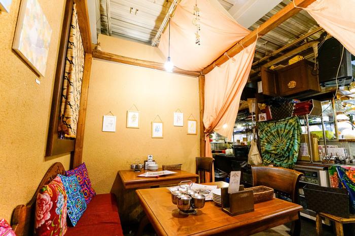 タイに来たかのような旅行気分を味わえるお店。タイの海辺の町・バンセーン出身のタイ人コックさんが作る、本場のタイ料理が楽しめます。