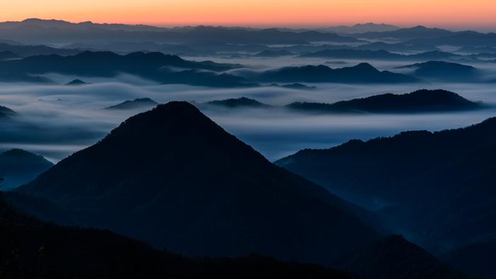 大江山は、近畿地方における雲海の名所としても知られています。雲海が広がる幻想的な風景に魅せられた後、ゆっくりと森林浴を楽しみながら下山してみるのもおすすめですよ。