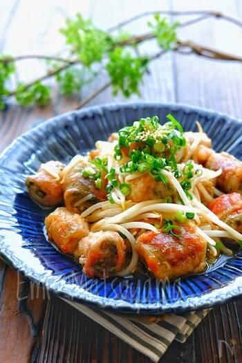 ポン酢は、炒め物の味付けにもぴったり!豚バラ肉など脂の多い食材も、さっぱりと仕上げてくれます。ご飯が進むおかずとしておすすめです。