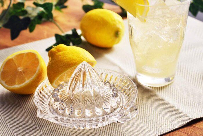 東洋佐々木ガラス ジューサー・しぼり器 レモン絞り