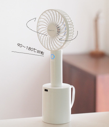 静音以外の機能性も大事なポイント。その日の気温や体調に合わせて、風量や角度を調節できるモデルが理想的。首振り機能もあると便利ですね。