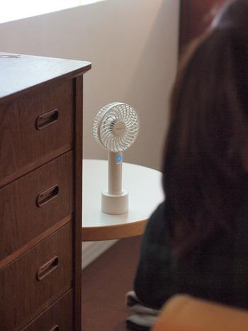わたし専用「卓上扇風機」で暑さ対策!おすすめアイテムをご案内