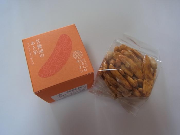 大阪に本社を構える、とよすの新ブランド「かきたねキッチン」は、柿の種専門店。百貨店にも店舗がいくつかありますが、お取り寄せもできるようになりました。昔から慣れ親しんでいる柿の種ですが、いろいろなフレーバーが楽しめるということで人気となっています。