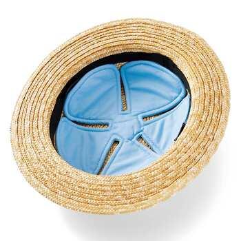 水で濡らし軽く絞り、蒸れて暑くなりやすい帽子の内側にinするだけで、ひんやりクールダウンできる優れものです。屋外でのガーデニング作業やお子さんと公園へ出かけるときなどに大活躍間違いなし。