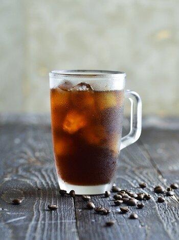 """淹れたコーヒーを時間をかけて冷ますと、その間にコーヒーの大切な""""香り""""が飛んでしまいます。急速に冷やせば、淹れたてのホットコーヒーのような香りのある美味しいアイスコーヒーをいただけますよ。"""