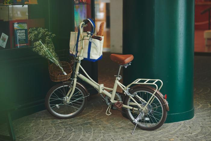 """""""ちょっとそこまで""""が広がる。可愛い相棒と過ごす自転車ライフ"""