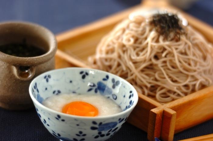 あっという間に粋なランチ◎「冷たいお蕎麦」の美味しい茹で方とアレンジレシピ
