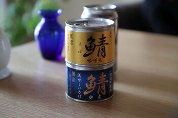 栄養たっぷり「青魚」を習慣に。『サバ缶』の副菜~メインレシピ