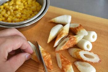 冷凍保存もOK!お弁当に入れたい「ちくわ」のおかずレシピ