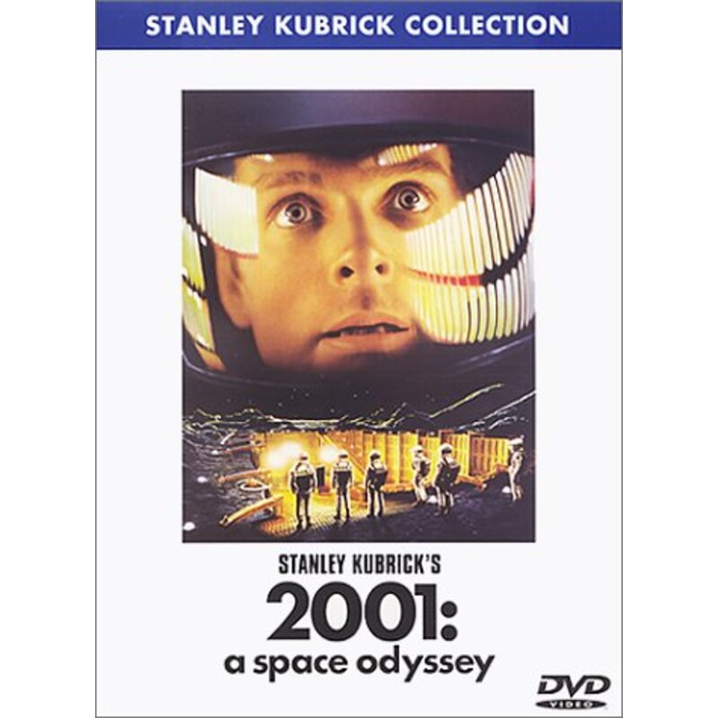 2001年宇宙の旅 特別版【ワイド版】 [DVD]