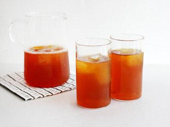 優れた食品に贈られる、紅茶の本場イギリスのGreat Taste Awardsを連続して受賞している「キャンベルズパーフェクトティー」。茶葉が可愛らしい黄色の缶に詰まっていて、そのままストレートでも、ミルクで割っても美味しい紅茶です。