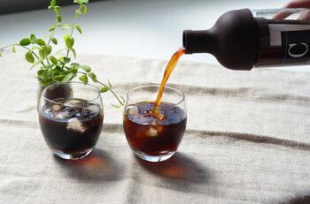 「水出しコーヒーポット」で手軽におうちカフェ*選び方とおすすめ8選