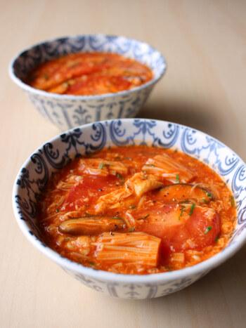 すっきり栄養補給*「トマトジュース」で作る、酸味が美味しい夏レシピ