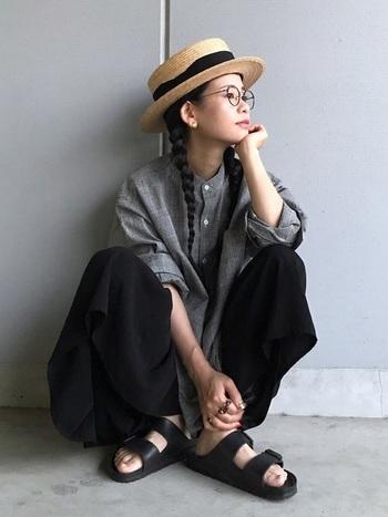スタイリッシュに見せてくれる洗練されたメガネをかければ、ファッションのスタイリングも格上げしてくれますよ。