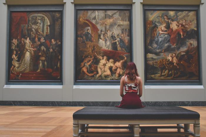 女性たちを描いた世界の名作。Google Arts & Cultureでオンライン鑑賞を楽しもう