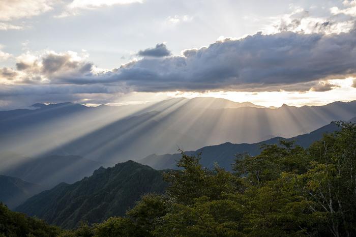 大台ケ原は、奈良県と三重県の県境に位置する標高1695メートルの日出ヶ岳を主峰とする台地状の山間地で、吉野熊野国立公園の一部に指定されています。