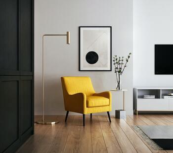 気がついたら家具がバラバラ…。お部屋の方向性を決める20のヒント