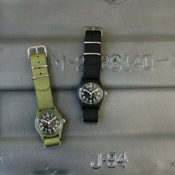 """スイス発の「MWC(ミリタリーウォッチカンパニー)」から""""Infantry Watch(インファントリーウォッチ)""""シリーズのご紹介です。MWCは、ヨーロッパを中心とした軍隊や航空会社などの腕時計を作り続けてきたブランドで、その耐久性や機能性には各国が太鼓判を押しています。"""