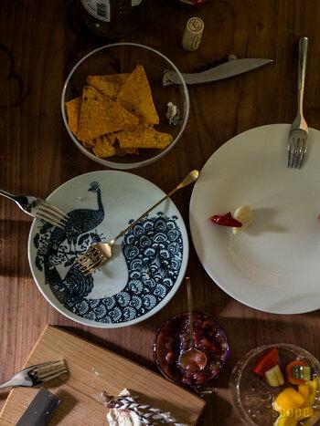 簡単「おつまみ」&素敵な「お皿」でいい気分。【晩酌タイム】を楽しもう♪