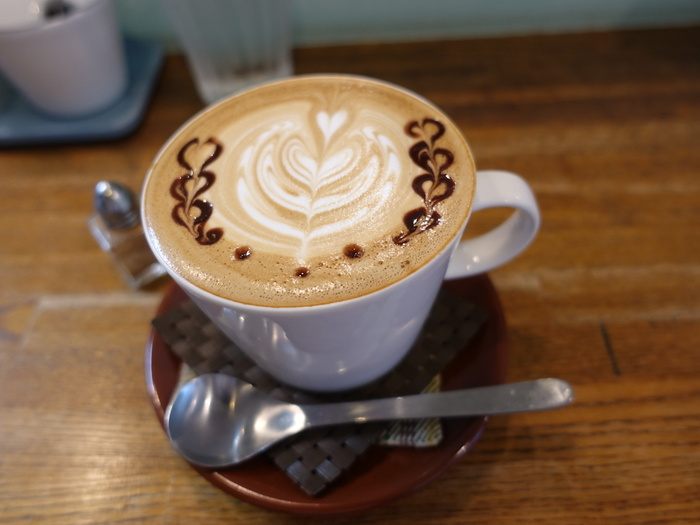 ドリンクメニューも充実しているので、何度訪れても違う組み合わせを味わえますよ。ゆったりとしたカフェで旅のひとときを過ごしてみませんか?