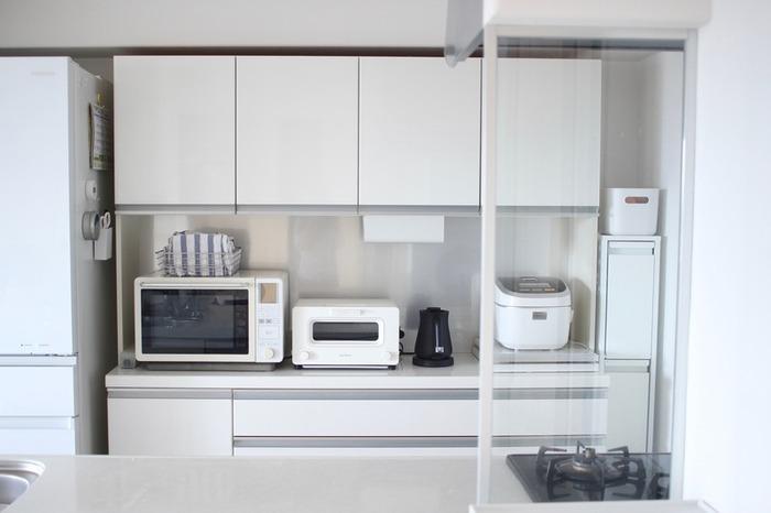 欲しい場所に、欲しい分だけ。「キッチン」の収納力ちょい足しアイテムと活用術