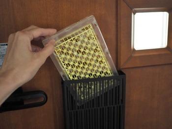 夏に欠かせない虫除け剤ですが生活感が気になりますよね。サチさんはtowerの「虫除けカバー」を使って、派手なパッケージを隠しインテリアと調和させいます。