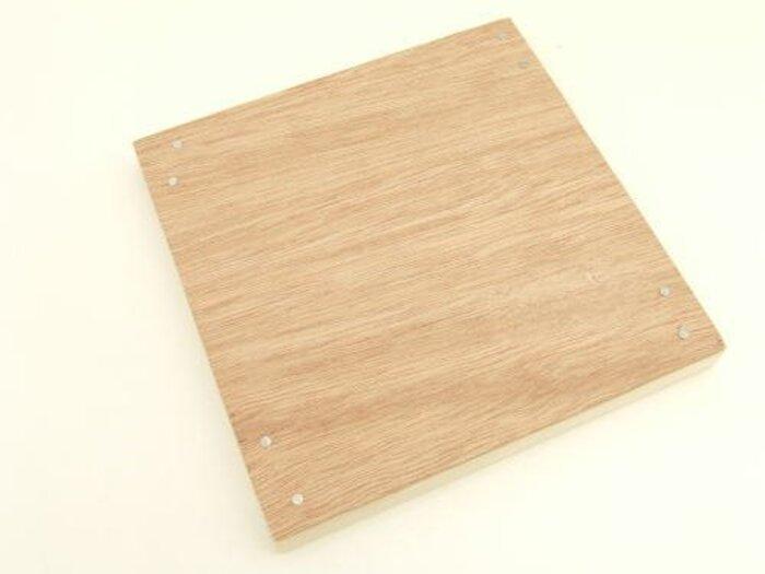 ファブリックパネル用 木製パネル 自作用木枠 30cm× 30cm
