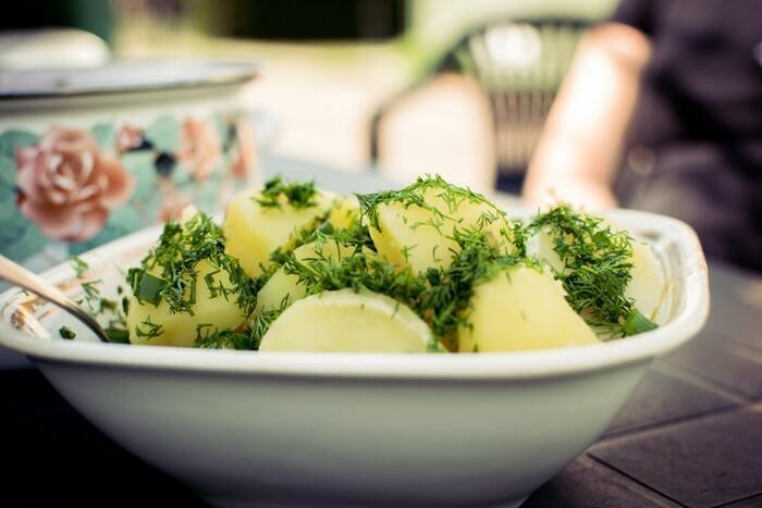 北欧料理の定番ハーブ*「ディル」の使い方&レシピをマスターしよう