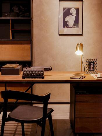 """今ある部屋に""""MY書斎""""を。参考にしたいおしゃれなレイアウト&おすすめアイテム"""