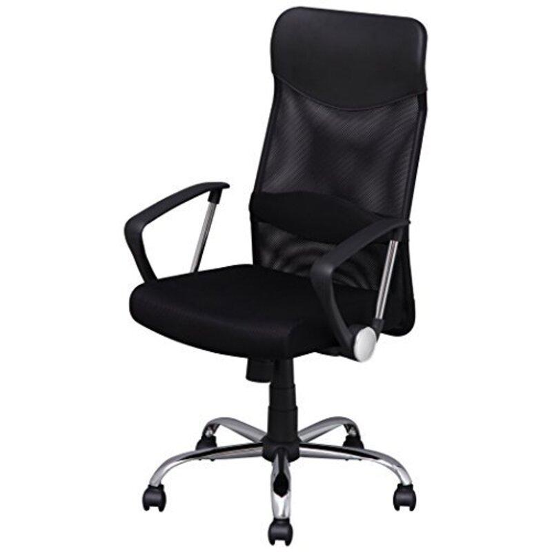 アイリスプラザ オフィスチェア  低反発座面