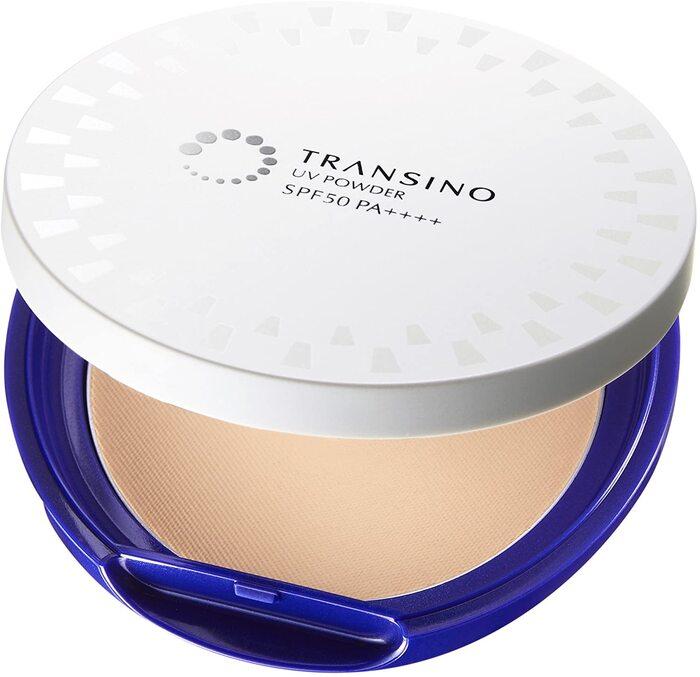 トランシーノ 薬用UVパウダー 12g SPF50 PA++++