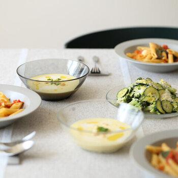 冷蔵庫に作り置きでスタンバイ!「冷たいスープ&おかず」の献立レシピ