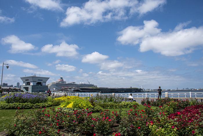 開放感抜群の「横浜ベイエリア」早起きして海辺をお散歩しませんか?