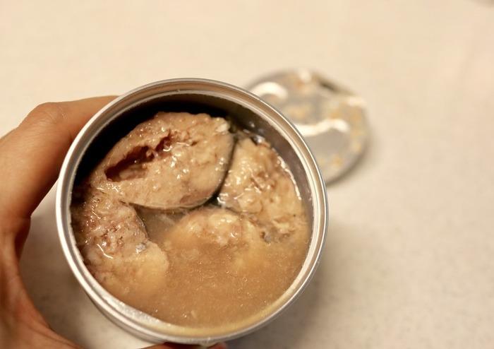 大きめのサバの太い部分を缶詰にしているので、食べ応えも◎生臭くなく、そのままでも食べられますよ!塩分抑えめの薄味なので、いろいろな料理に使いやすいと評判です。