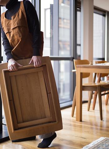 使い勝手がいい♪コンパクトな「ローテーブル・ちゃぶ台」集めました