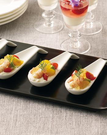 華やかなのに簡単♪前菜・料理・デザートの「ジュレ」レシピ