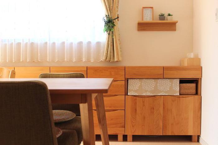整理されているお部屋、収納がどんな状態なのか、具体的にイメージしてみましょう。理想通りに収納できないほどのものを手に入れようとは思わなくなるはずです。