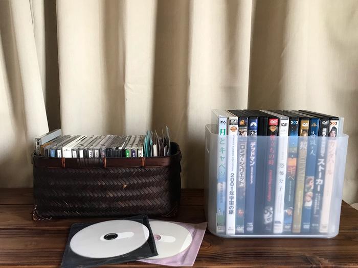 便利グッズがたくさん!【DVD収納】使えるアイデア大集合