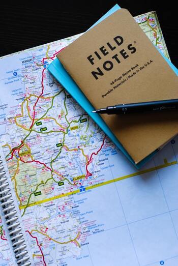 ツアーに参加した後は、記憶が新しいうちに旅ノートや大人の絵日記にまとめるのもいいですね!夏気分がより高まるのに加え、情報をしっかり消化でき、人生が…次の旅が…より豊かになるはず*