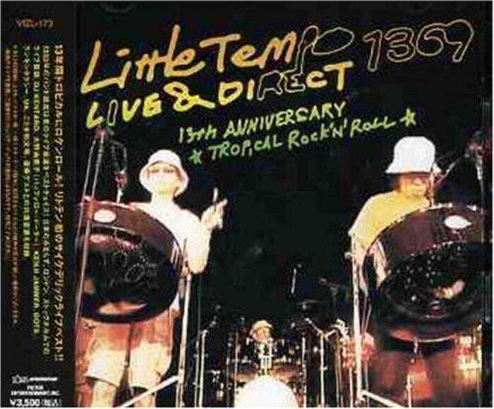 LITTLE TEMPO LIVE&DIRECT 1369(初回限定盤)(DVD付)