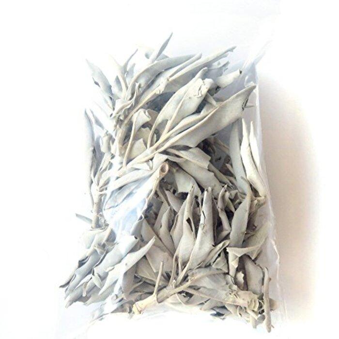 ホワイトセージ 無農薬 カルフォルニア産 30g前後 (枝付き)