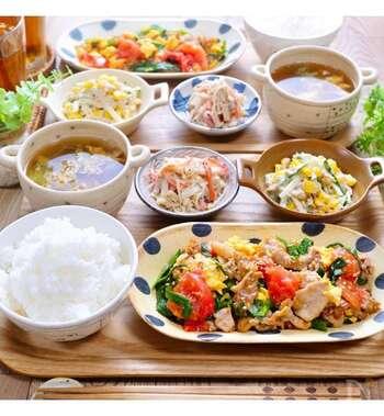 忙しいときに役立つ。食材は2つまで!5分・10分で作れる《副菜レシピ》