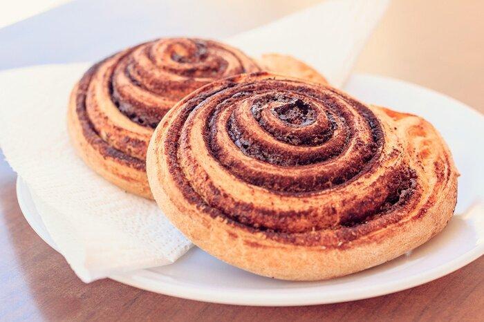 そしてフィンランドのお菓子といえば、 「かもめ食堂」で一躍注目を集めたシナモンロールのイメージが強いのではないでしょうか。