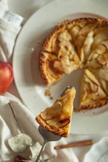 パイシートを使って簡単、楽しい!手土産にぴったりのパイ・レシピ。