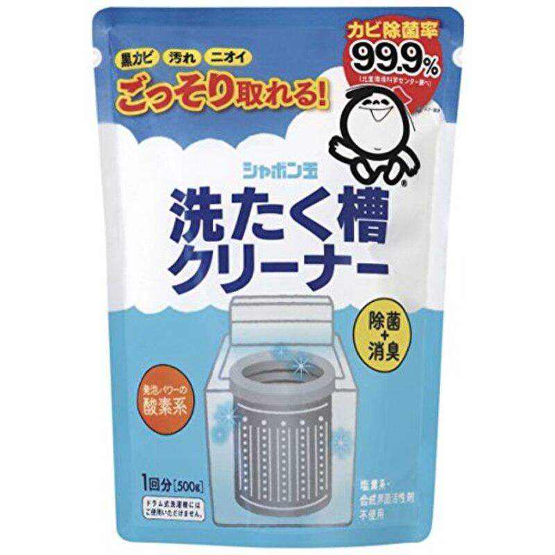 シャボン玉石けん 洗たく槽クリーナー 500g