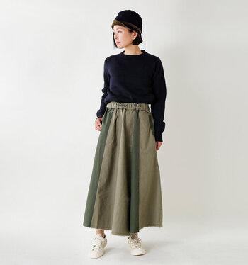 どんなにおしゃれで素敵なボトムスも、出番がなければ日の目を見ることができません。手持ち服の中でばっちり活躍する、あなたに合ったスカート・パンツを選びましょう。