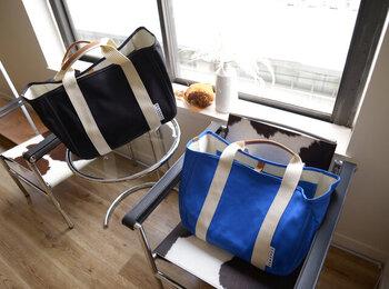 バッグは1個でスマートに。エコバッグも兼ねてくれる「大きめバッグ」カタログ