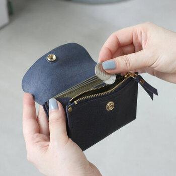 ミニ財布よりスマートかも。スマホ決済派におすすめの「小銭入れ」特集
